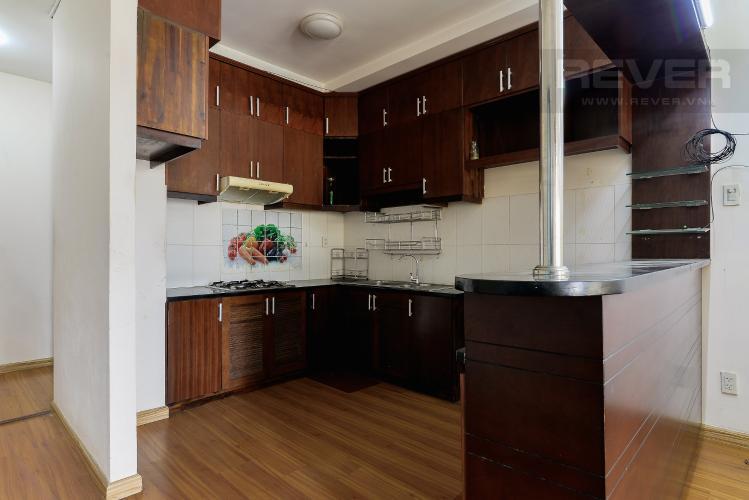 Nhà Bếp Căn hộ Orient Apartment tầng thấp, 2PN, nội thất cơ bản
