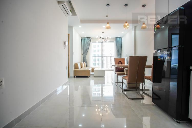 Phòng Ăn Bán hoặc cho thuê căn hộ Sunrise Riverside 2PN, đầy đủ nội thất, view hồ bơi