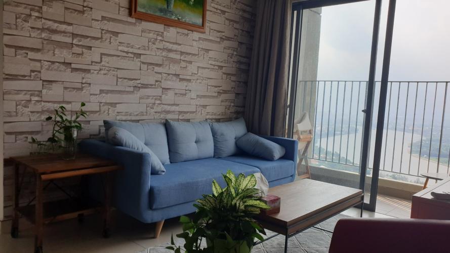 Bán hoặc cho thuê căn hộ Masteri Thảo Điền 3PN, tầng cao, tháp T5, diện tích 77m2, view sông rộng thoáng