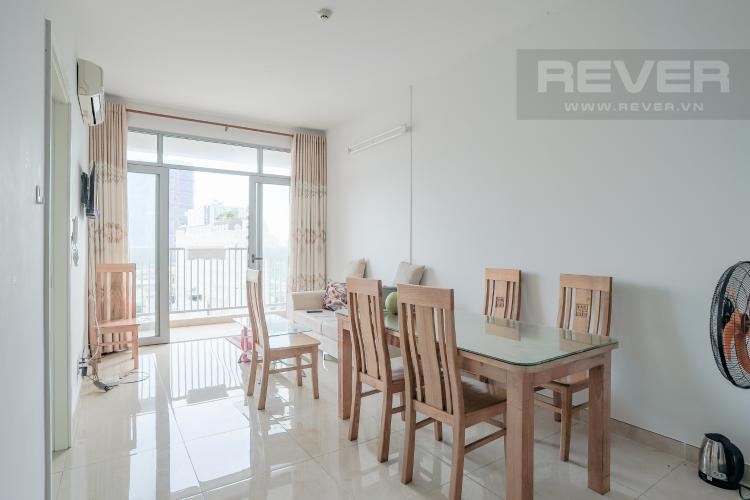 Phòng Ăn Bán căn hộ Luxcity tầng trung, 2PN, đầy đủ nội thất, view đẹp