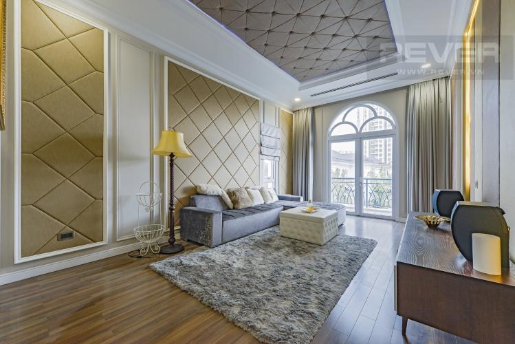 Phòng Giải Trí Bán biệt thự Venica 437.5m2 4PN 4WC, nội thất hạng sang, view nội khu