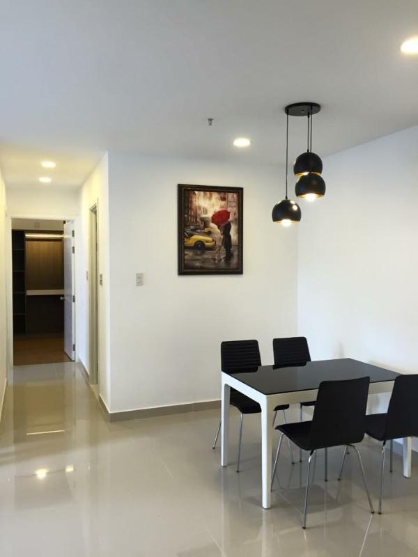 1939ecc9c18327dd7e92 Bán căn hộ Sunrise City 2PN, tháp W1 khu Central Plaza, diện tích 99m2, đầy đủ nội thất