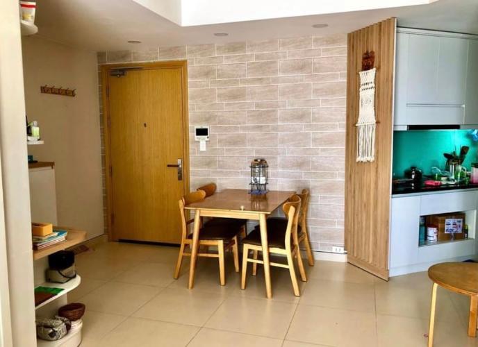 Không gian căn hộ Masteri Thảo Điền , Quận 2 Căn hộ Masteri Thảo Điền tầng cao, nội thất đầy đủ hiện đại.