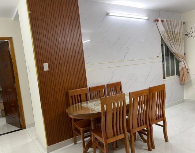 Chung cư Bông Sao tầng thấp bàn giao đầy đủ nội thất