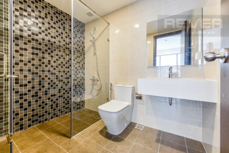 Phòng tắm 1 Bán căn hộ The Tresor tầng thấp, tháp TS1, 2 phòng ngủ, full nội thất