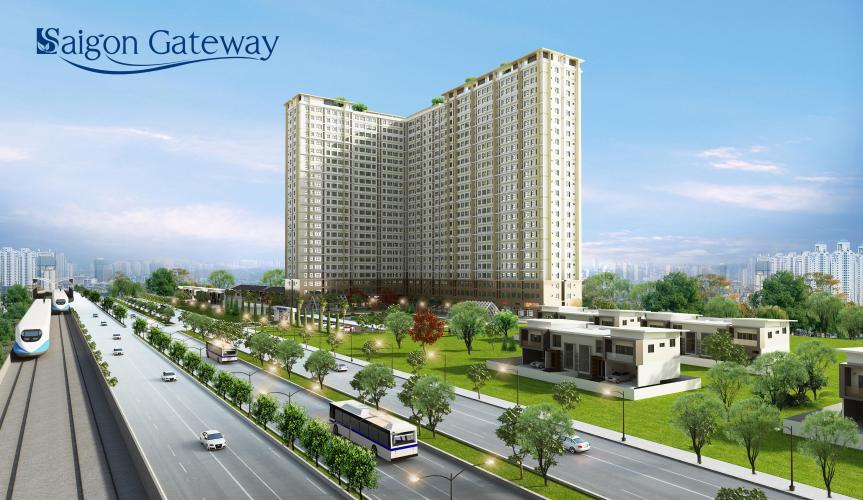 Saigon Gateway - Phối cảnh Saigon Gateway