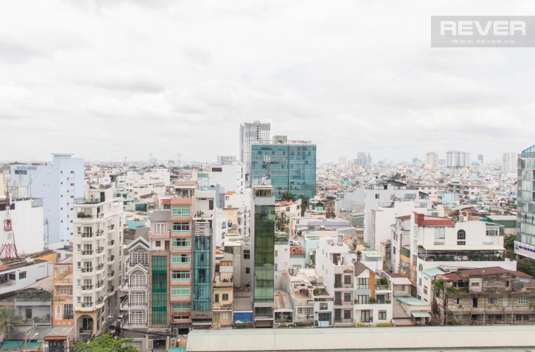View Phòng Khách Bán căn hộ Icon 56 3PN, tầng thấp, đầy đủ nội thất, đã có sổ hồng