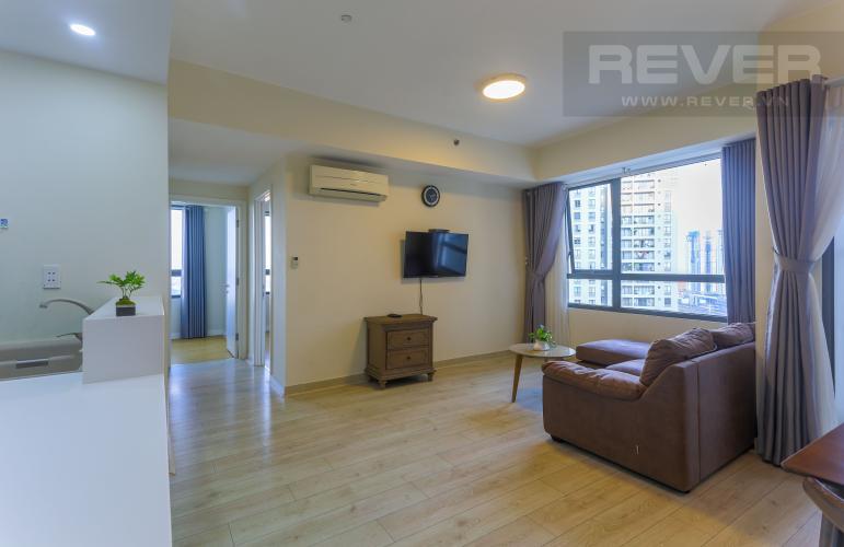 Tổng Quan Bán căn hộ Masteri Thảo Điền tầng cao 2PN đầy đủ nội thất, view sông