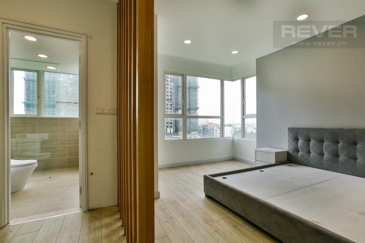 Phòng Ngủ 1 Căn hộ Vista Verde tầng trung, tháp T2, 3PN, view hồ bơi