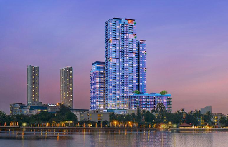 Gateway Thảo Điền, Quận 2 Căn hộ duplex Gateway Thảo Điền thiết kế phong cách Bắc Âu.