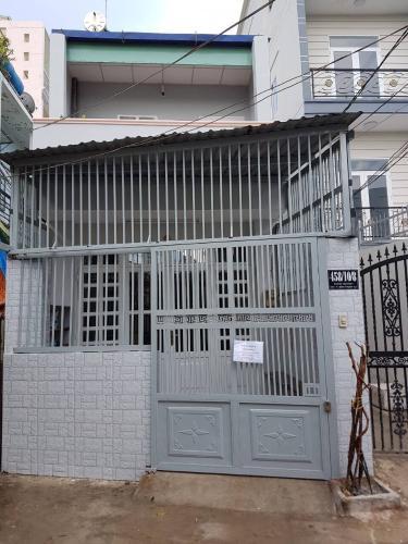 Mặt tiền nhà phố Huỳnh Tấn Phát, Quận 7 Nhà phố quận 7 hẻm xe hơi, khu dân cư an ninh đông đúc, rộng 80m2.