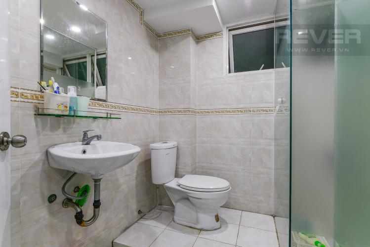 Phòng Tắm 1- Tầng Trệt Căn hộ Phú Hoàng Anh tầng cao 4 phòng ngủ đầy đủ nội thất