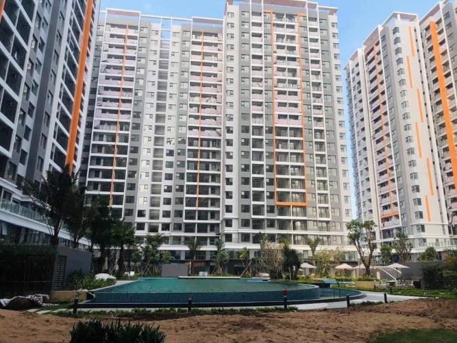Bán căn hộ Safira Khang Điền 2PN, tầng trung, DT 65m2