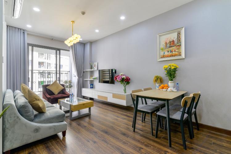 Cho thuê căn hộ Saigon Royal 2PN, tháp A, đầy đủ nội thất, view hồ bơi