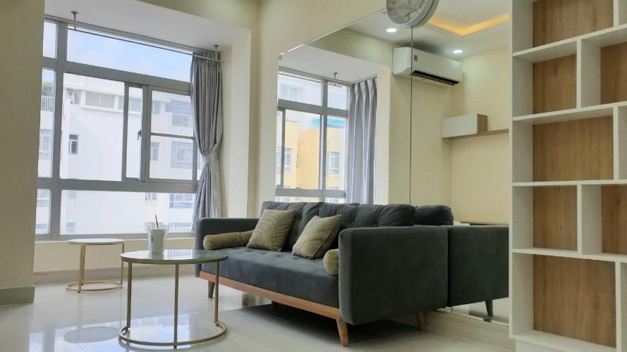 Phòng khách căn hộ Sky Garden Căn hộ Sky Garden quận 7 thiết kế hiện đại - nội thất đầy đủ
