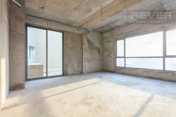 Phòng Ngủ 2 Penthouse thông tầng Masteri Thảo Điền 4 phòng ngủ tòa T5