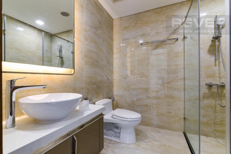 Phòng Tắm 1 Căn hộ Vinhomes Central Park tháp Landmark 81, 4PN 2WC, nội thất đầy đủ