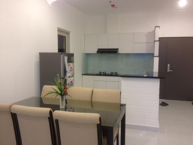 Phòng bếp căn hộ La Casa Căn hộ chung cư La Casa đầy đủ nội thất cao cấp, view thành phố.