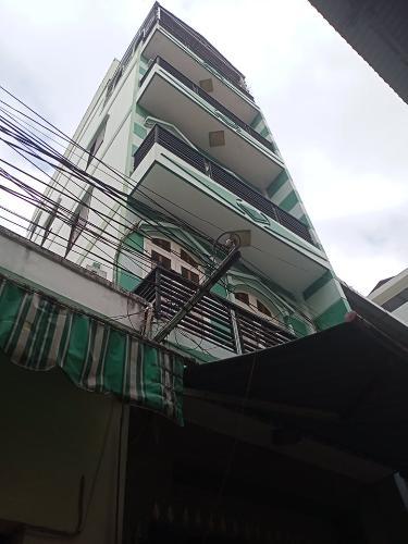 Nhà phố đường Phạm Hữu Chí diện tích 45.2m2, sổ hồng pháp lý đầy đủ.