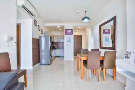 Căn hộ Galaxy 9 tầng cao 3 phòng ngủ nội thất đầy đủ