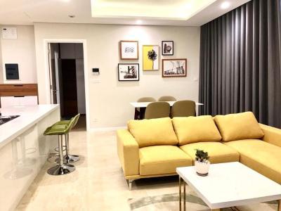 Bán căn hộ Diamond Island - Đảo Kim Cương 2PN, tháp Maldives, đầy đủ nội thất, view nội khu