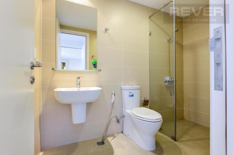 Toilet 1 Căn hộ Masteri Thảo Điền tầng trung, tháp T5, 2PN đầy đủ nội thất, view hồ bơi