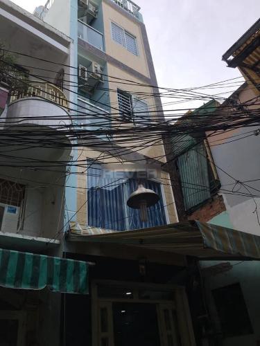 Nhà phố hẻm 4m đường An Bình, pháp lý rõ ràng
