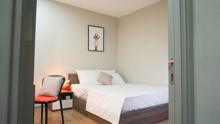 Căn hộ The Gold View 3 phòng ngủ nội thất đầy đủ, ban công rộng.
