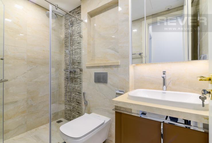 Phòng Tắm Cho thuê căn hộ Vinhomes Golden River 1PN, tháp The Luxury 6, hướng Đông Bắc, view sông Sài Gòn mát mẻ