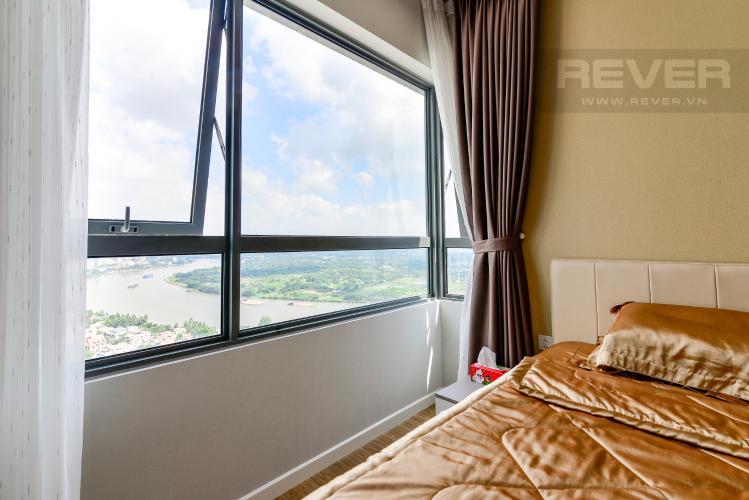 View Phòng Ngủ 1 Bán căn hộ Masteri An Phú 2PN, tháp B, đầy đủ nội thất, view sông thoáng đãng