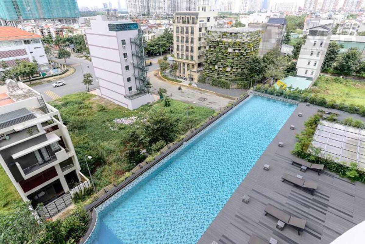 71657915_372459903699801_4731041089408991232_n Bán căn hộ Waterina Suites 2PN, tầng thấp, diện tích 84m2, hướng Tây Nam, view trực diện hồ bơi