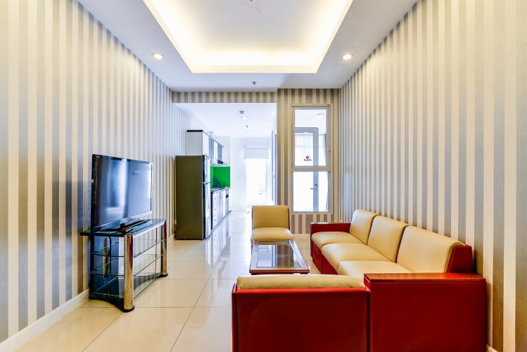 Căn hộ Prince Residence 2 phòng ngủ tầng trung P1 nội thất đầy đủ