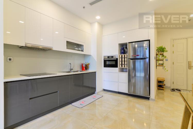 Nhà Bếp Cho thuê căn hộ Vinhomes Golden River 70m2 2PN 2WC, nội thất đầy đủ, view sông