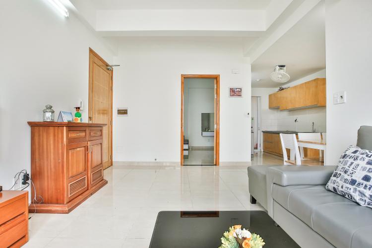 Căn góc CBD Premium Home 3 phòng ngủ tầng trung tòa Happy