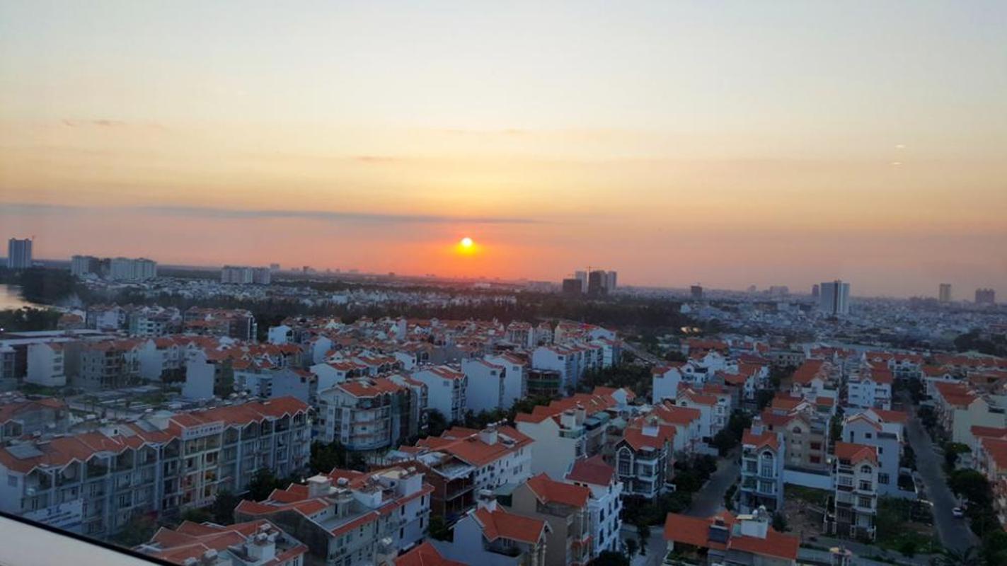 9911b249ea390c675528 Cho thuê căn hộ Sunrise City 2PN, tầng trung, diện tích 76m2, đầy đủ nội thất, view thoáng