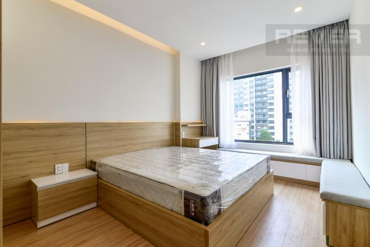 Phòng Ngủ 3 Bán căn hộ New City Thủ Thiêm 3PN 2WC, nội thất cơ bản, view nội khu
