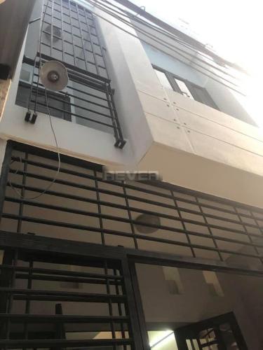 Nhà nguyên căn 3 phòng ngủ diện tích 3.2m x10m hẻm đường số 7, Tân Bình