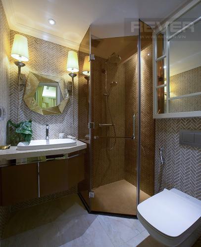 Phòng Tắm Cho thuê căn hộ Vinhomes Golden River 2PN, đầy đủ nội thất, thiết kế sang trọng