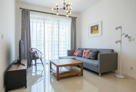 Căn hộ Estella Heights 2 phòng ngủ tầng trung T2 đầy đủ nội thất