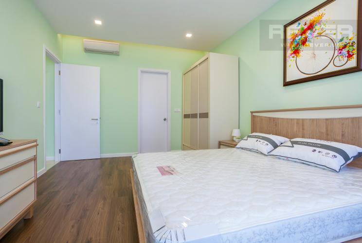 Phòng Ngủ 2 Căn góc Estella Heights 3 phòng ngủ tầng trung T2 đầy đủ nội thất