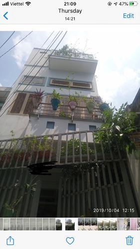 Bán nhà 2 tầng hẻm Nguyễn Văn Nghị, Gò Vấp, sổ hồng, cách BigC khoảng 400m