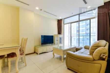 Bán hoặc cho thuê căn hộ Vinhomes Central Park 2PN, đầy đủ nội thất, view sông và công viên