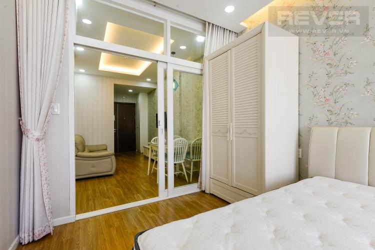 Phòng Ngủ Căn hộ Lexington Residence tầng cao, 1PN đầy đủ nội thất