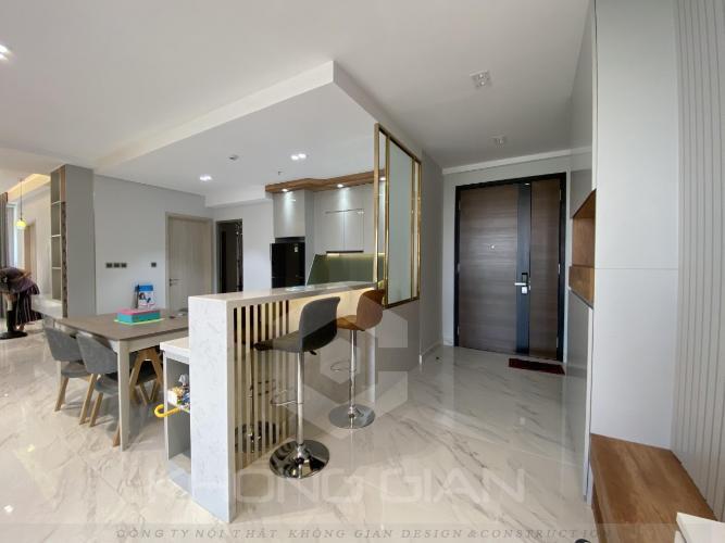 bếp  căn hộ Phú Mỹ Hưng Midtown Căn hộ Phú Mỹ Hưng Midtown nội thất sang trọng, hiện đại, view nội khu