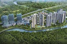 Ai đầu tư xây dựng Palm Heights?