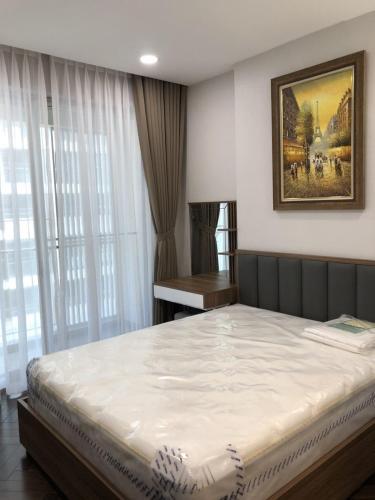 phòng ngủ căn hộ Phú Mỹ Hưng Midtown Căn hộ Phú Mỹ Hưng Midtown nội thất sang trọng, hiện đại, view nội khu