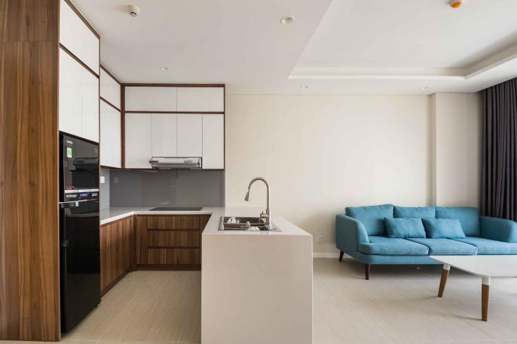 Cho thuê căn hộ Diamond Island - Đảo Kim Cương 1PN, tầng cao, đầy đủ nội thất, view hồ bơi