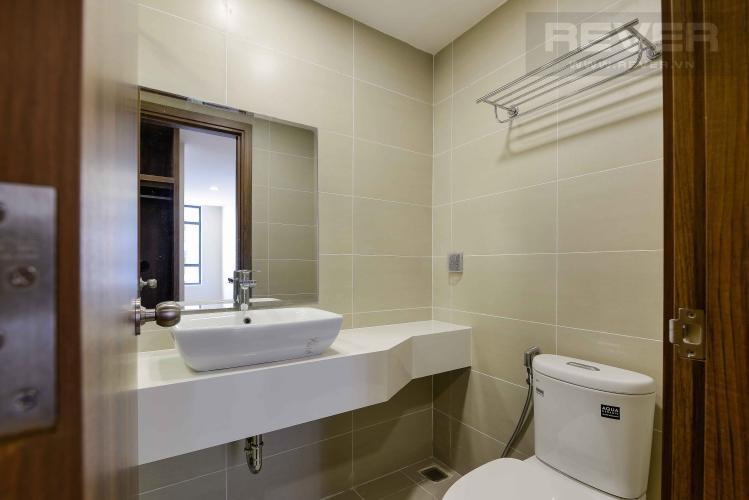 Toilet 1 Bán căn hộ De Capella 2PN, block A, diện tích 80m2, hướng Đông Bắc đón gió