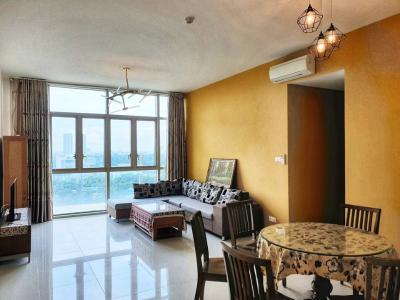 Cho thuê căn hộ The Vista An Phú 3 phòng ngủ, tháp T1, diện tích 135m2, đầy đủ nội thất