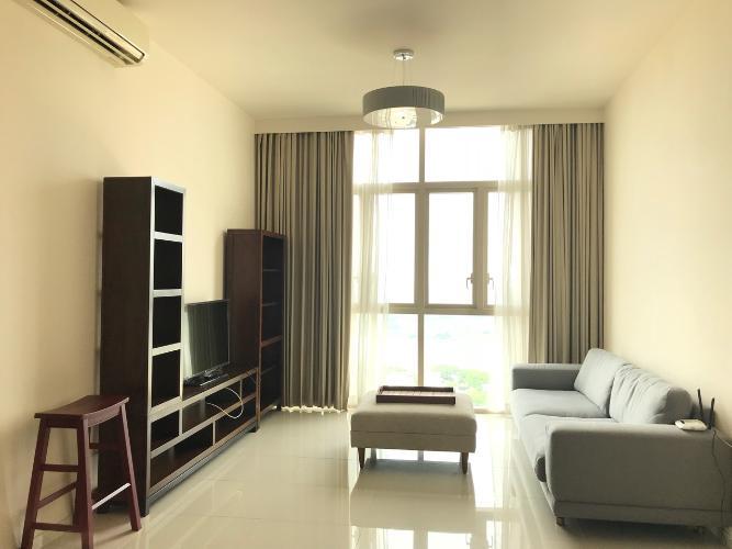 Cho thuê căn hộ The Vista An Phú 2PN, tầng thấp, tháp T5, đầy đủ nội thất, view sông Sài Gòn